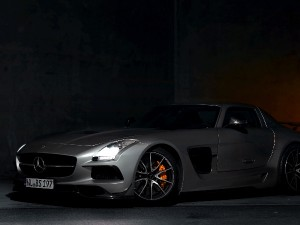 Tour mit Mercedes SLS AMG Black Series